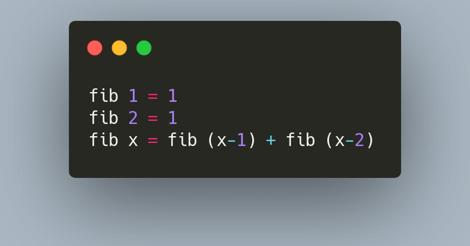 A CRUD journey in Haskell, part I, introduction