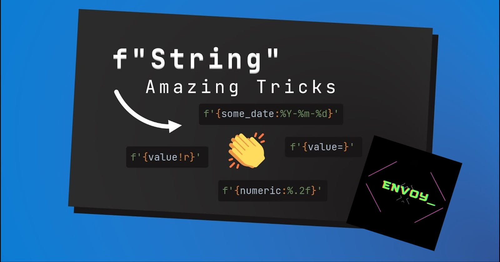 Python f-strings can do more than you thought