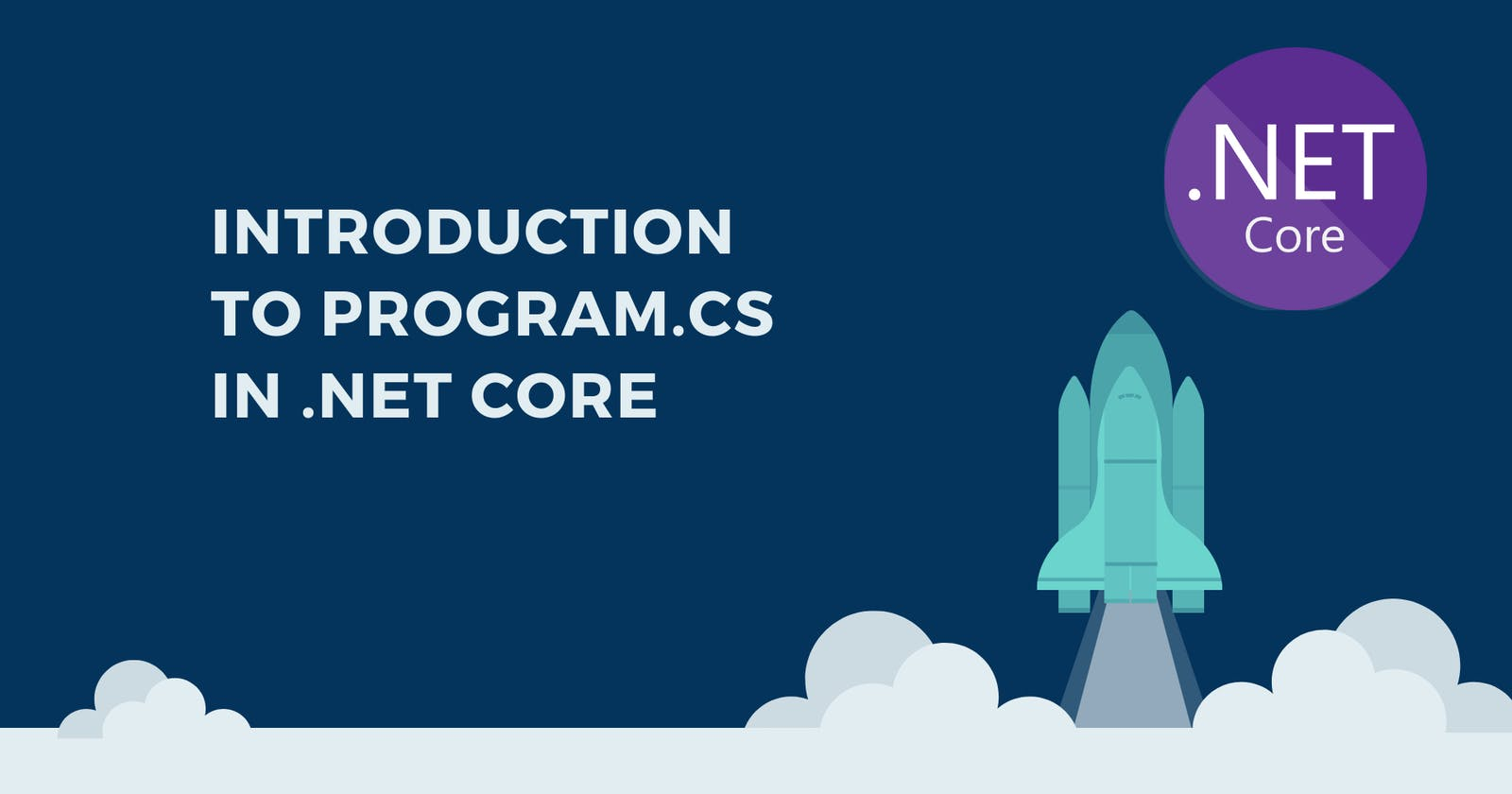 Introduction to Program.cs in .NET Core