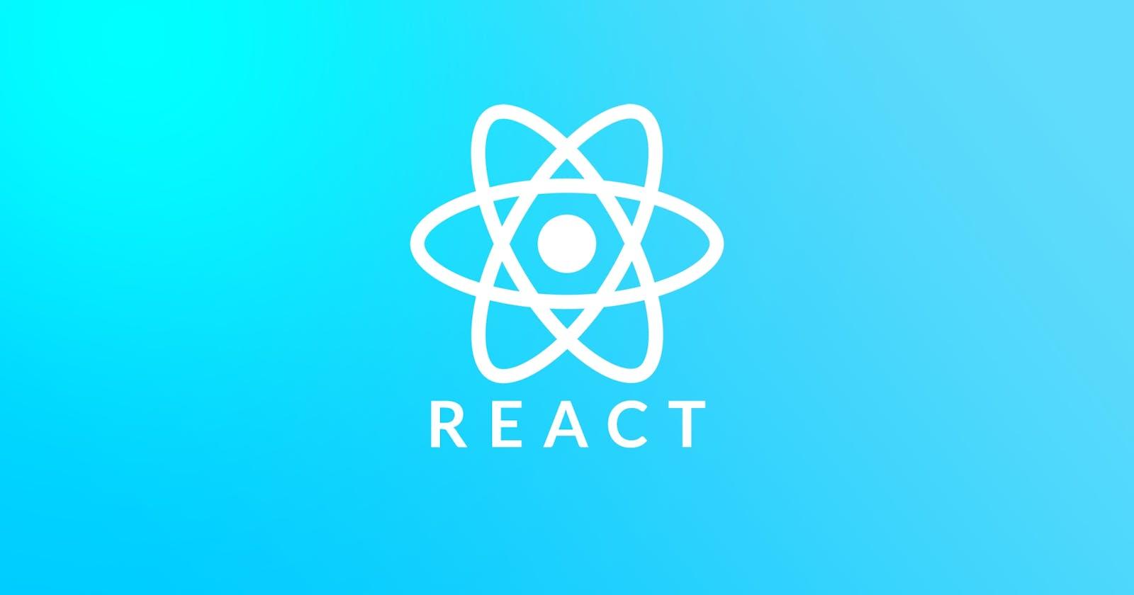 Understanding React Hooks; useEffect()