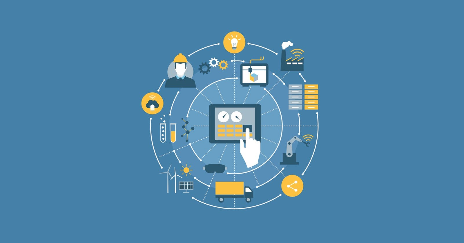 Cutting Edge Technology — Internet of Things