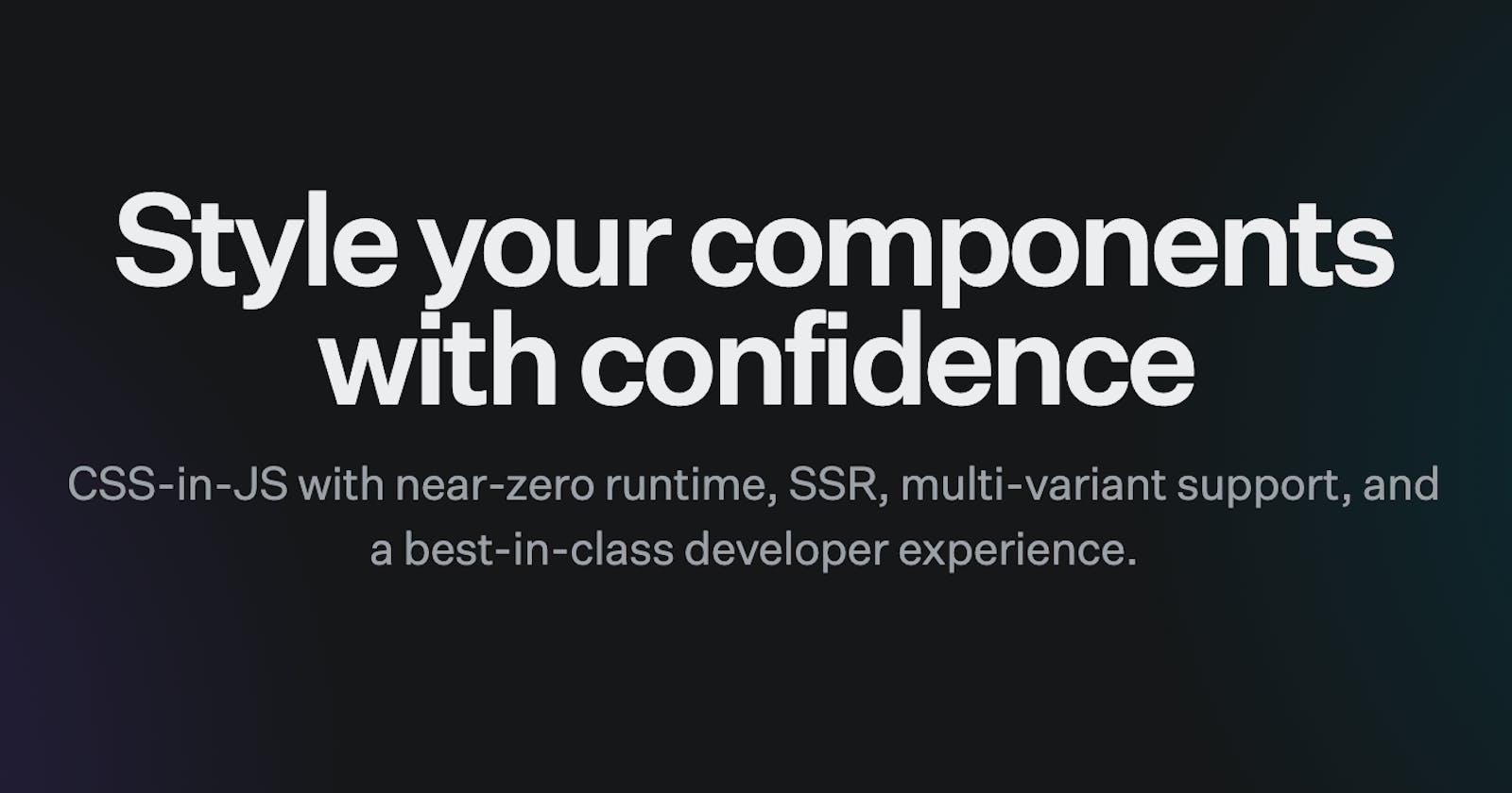 簡單介紹 CSS-In-JS 套件:Stitches