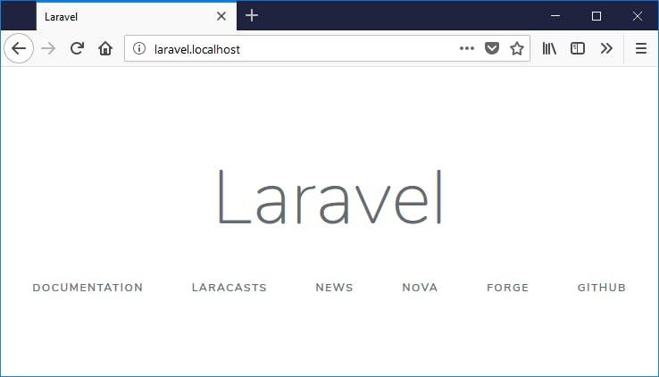 Laravel over HTTP