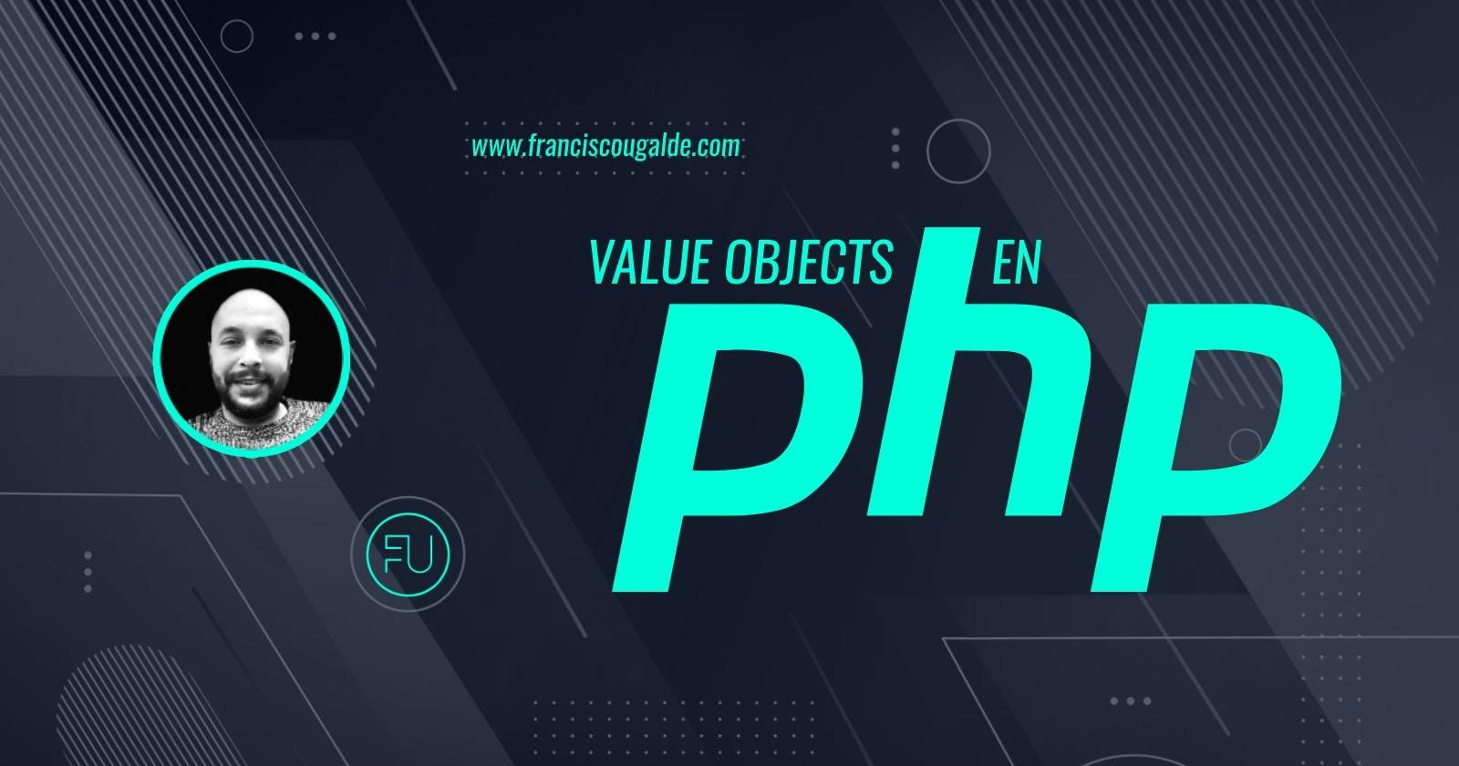 Value Objects en PHP