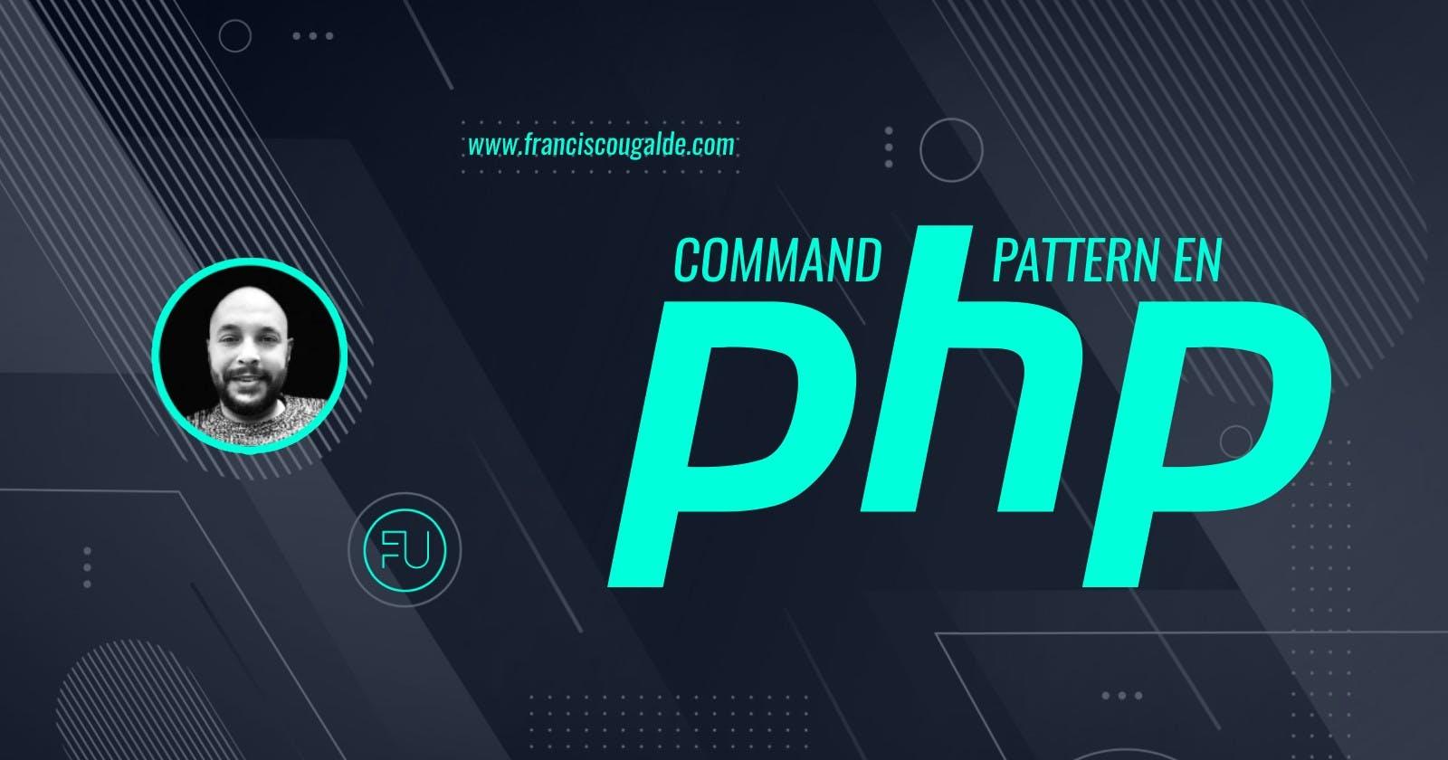 Command Pattern en PHP