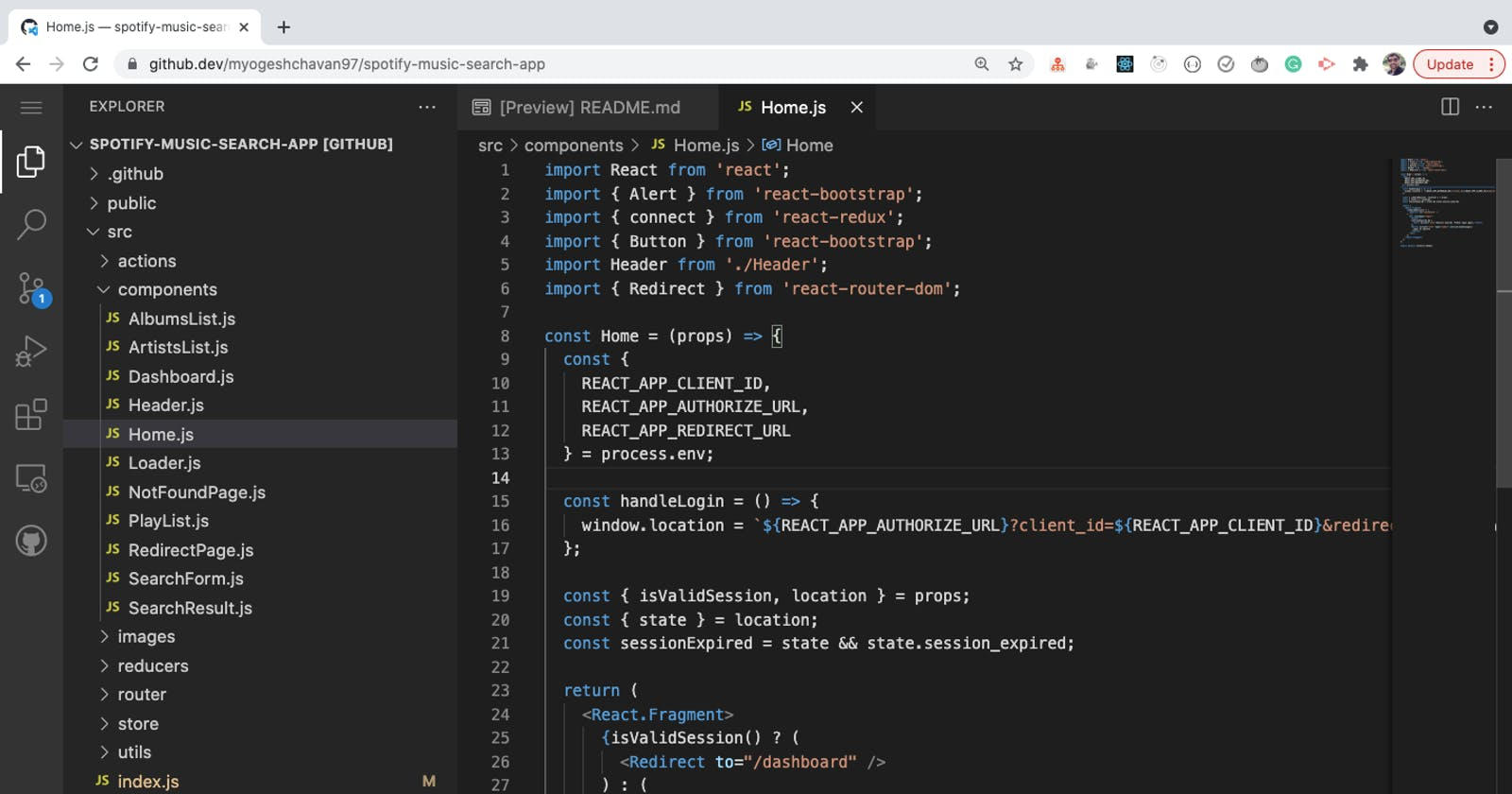 GitHub's In-Built New Feature: Quickly Open Any Repository In Visual Studio Code