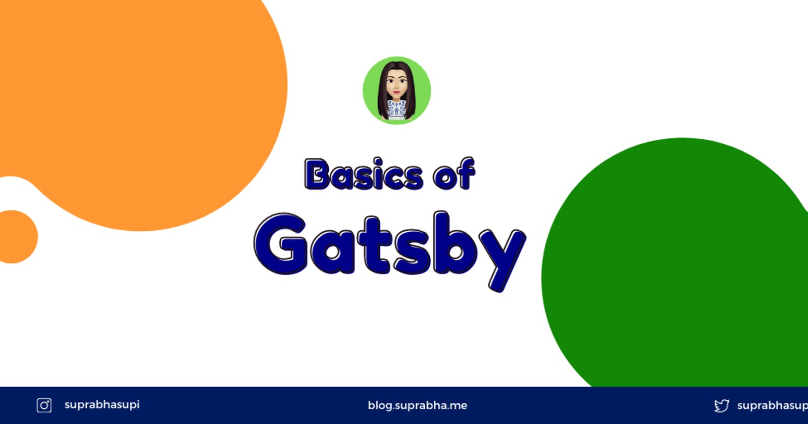 How to Build Blog Using Gatsby 💻