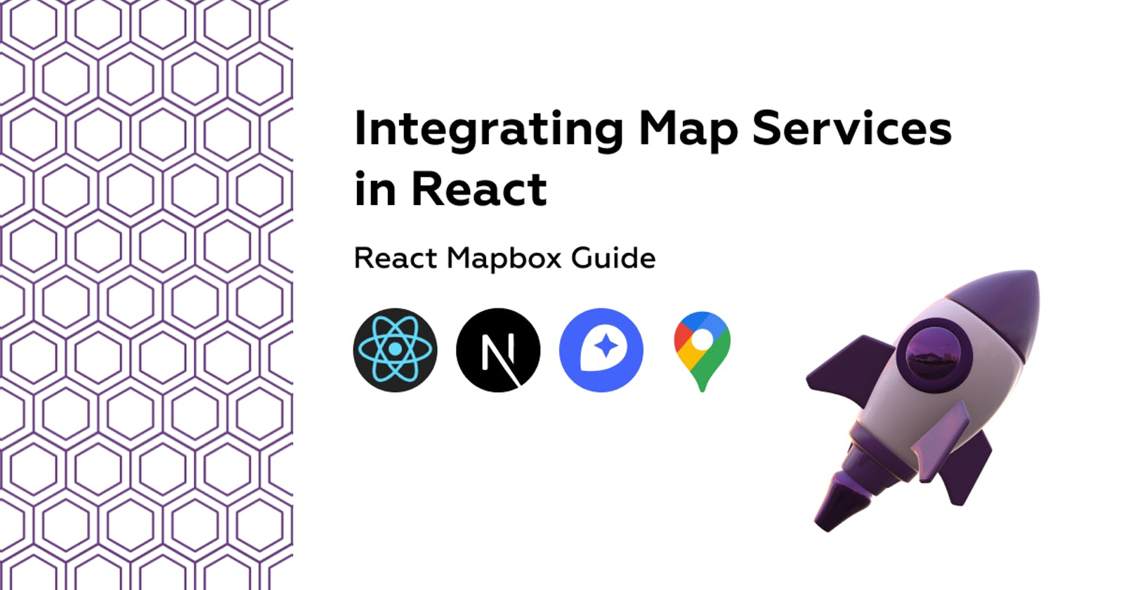Integrating Map Services in React