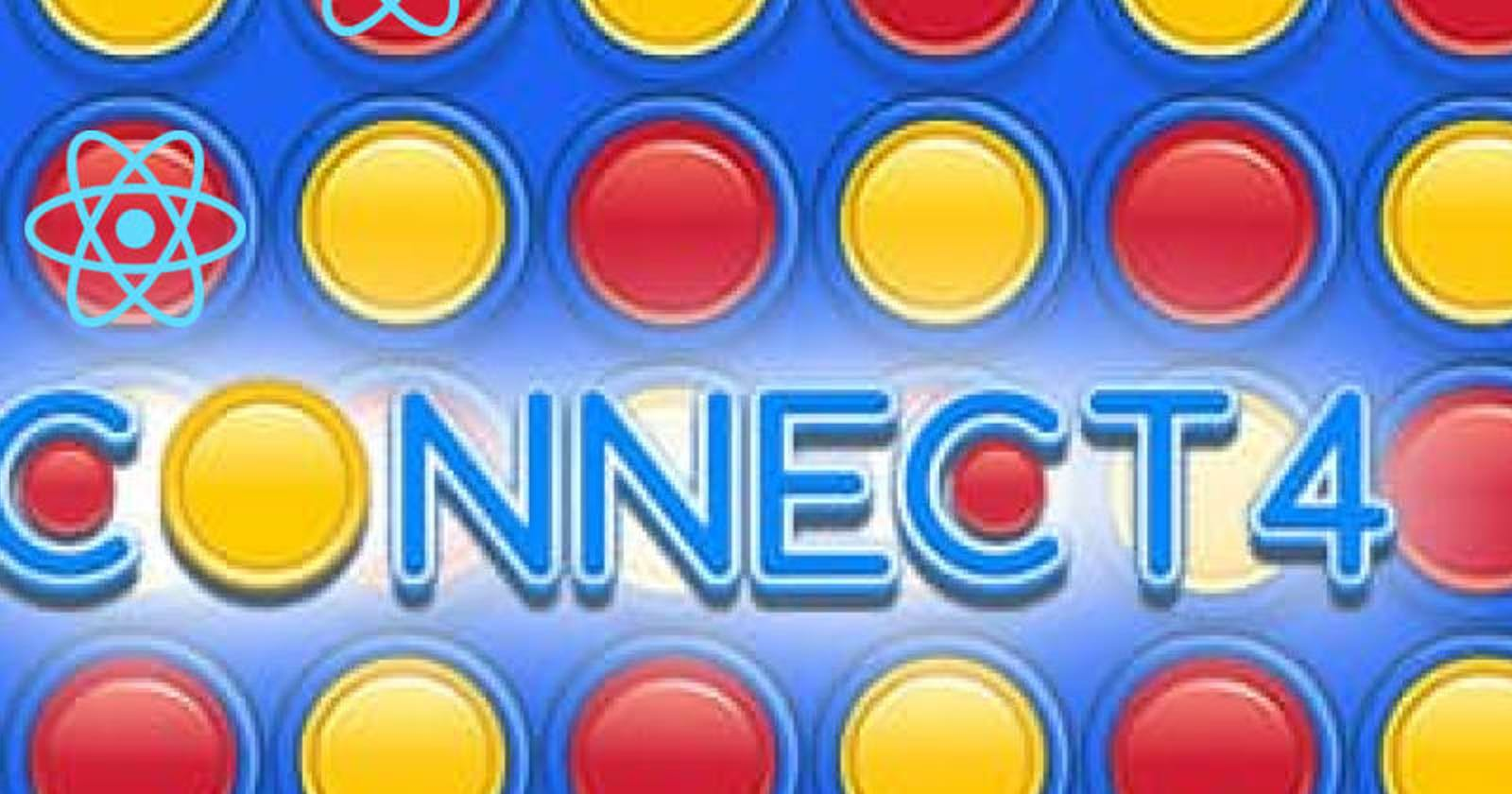 Build  Connect4 in React