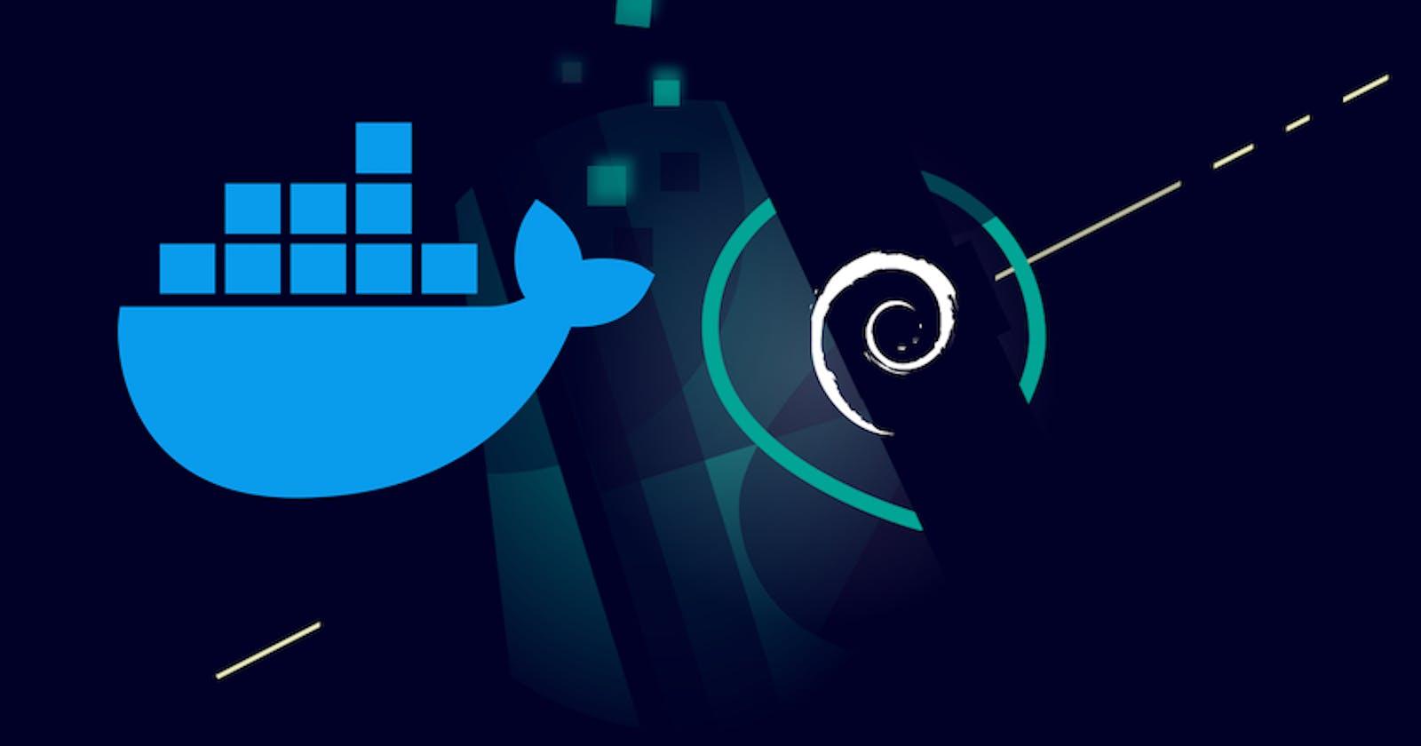 Docker on bullseye (Debian 11)