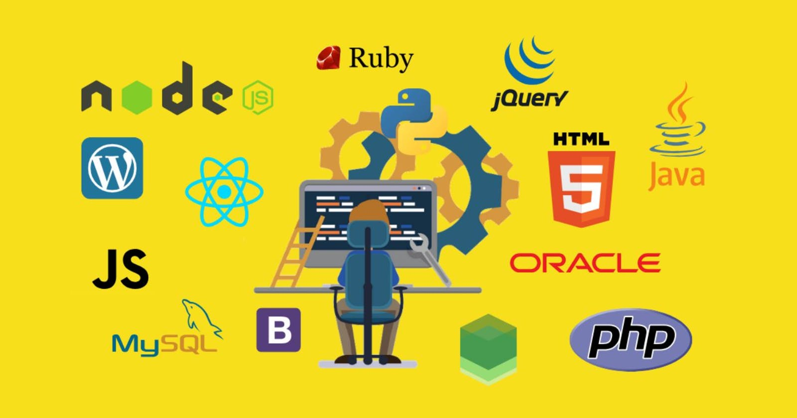 Top Web Development Technology Stacks