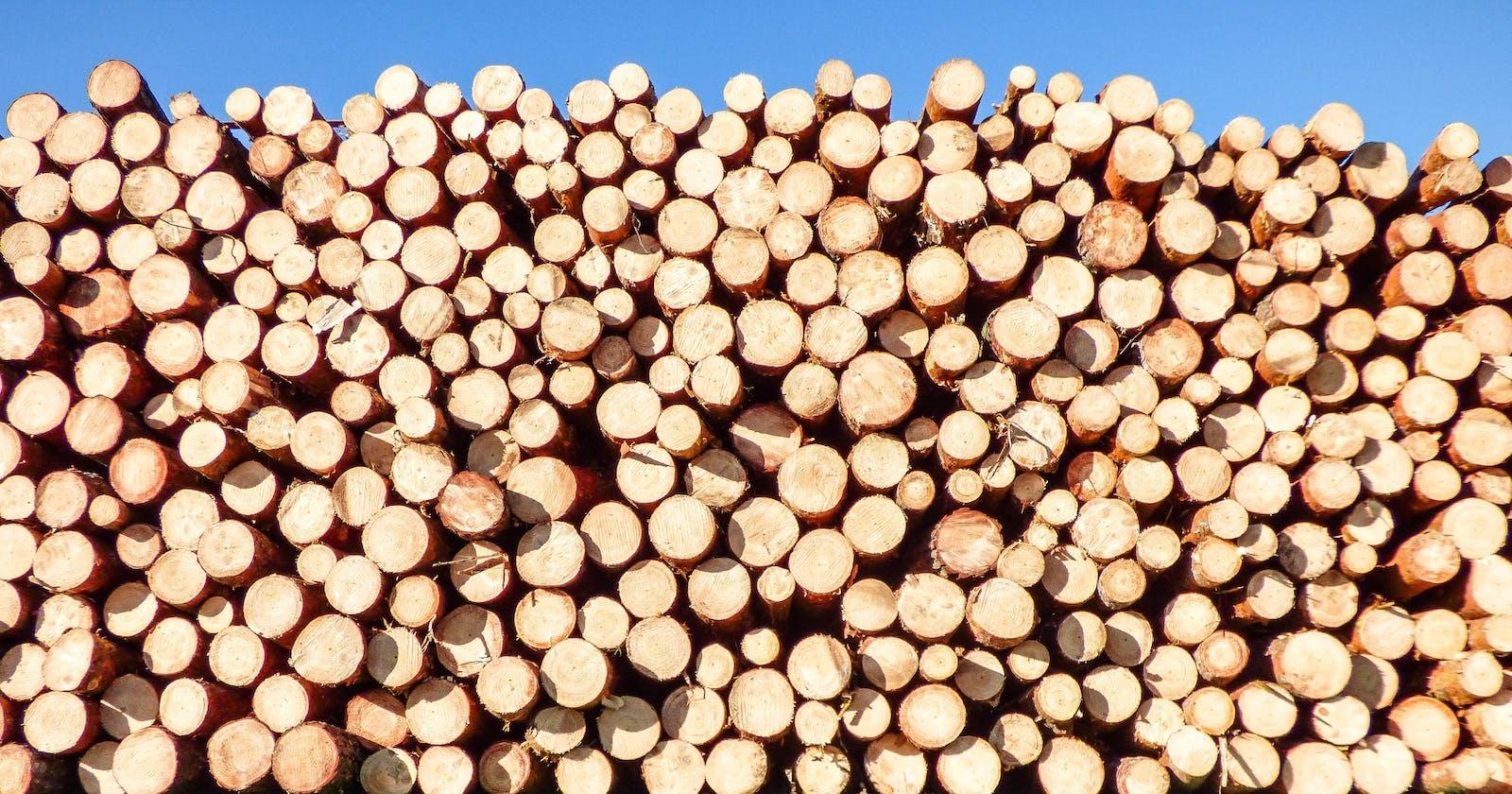 Better logging through technology