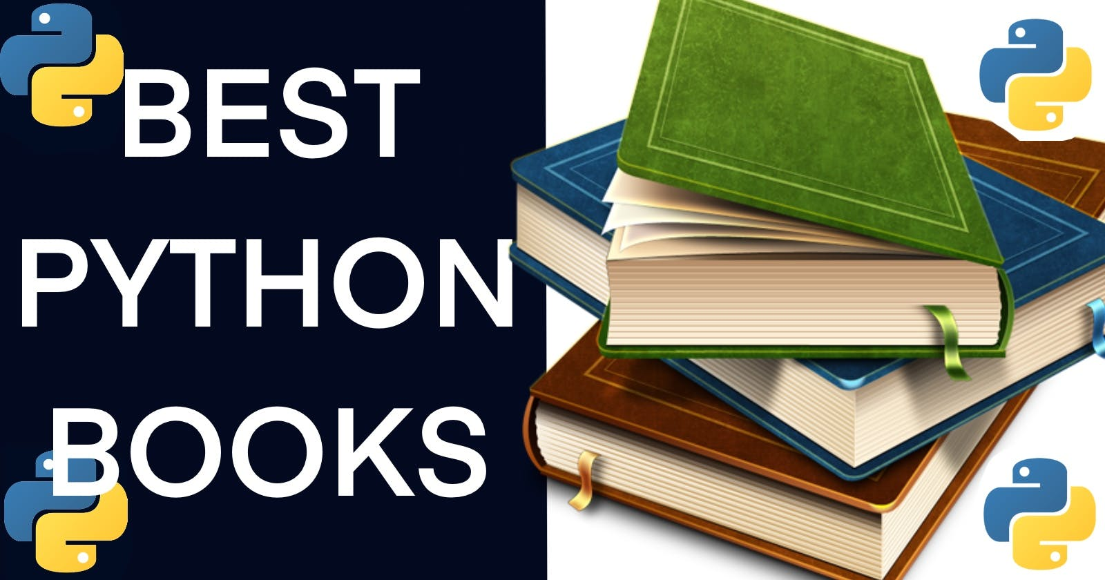 5 Books to master Python