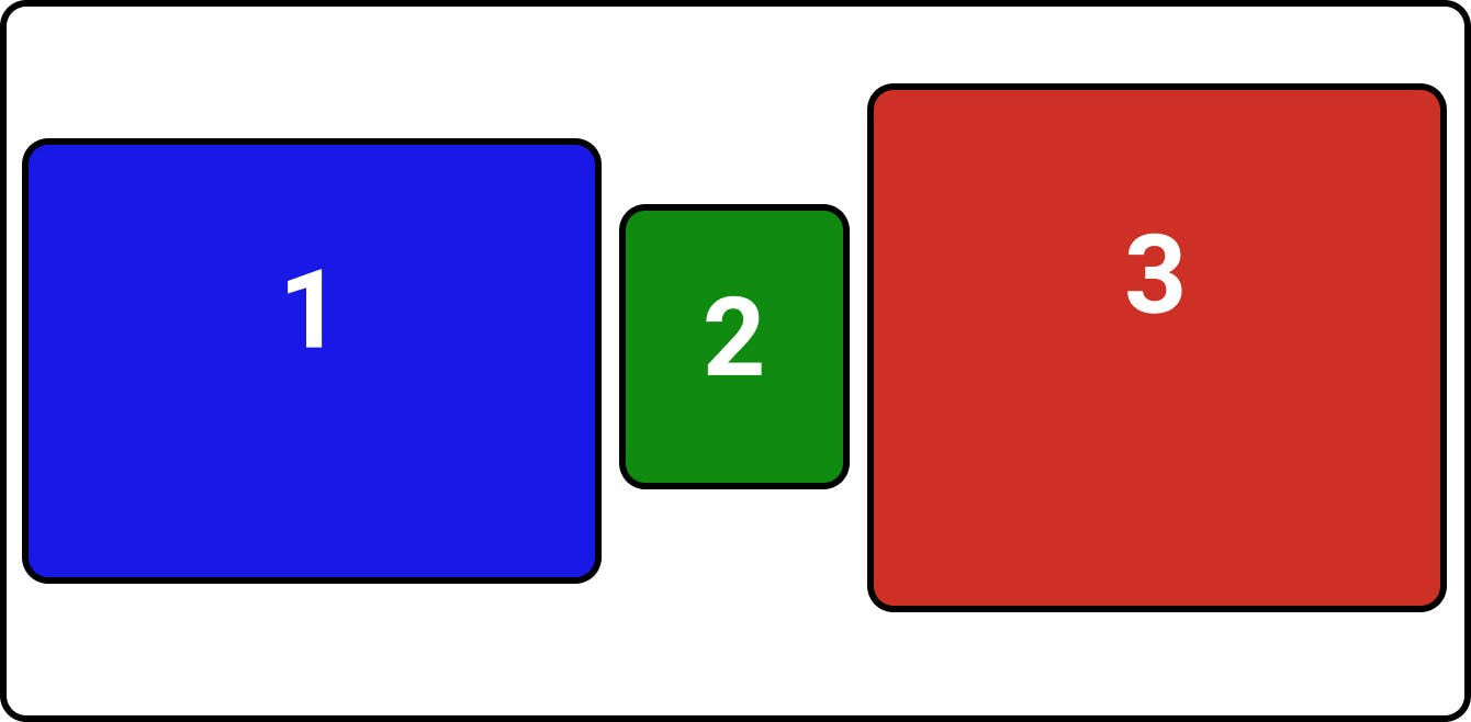 CSS flexbox align-items: center;