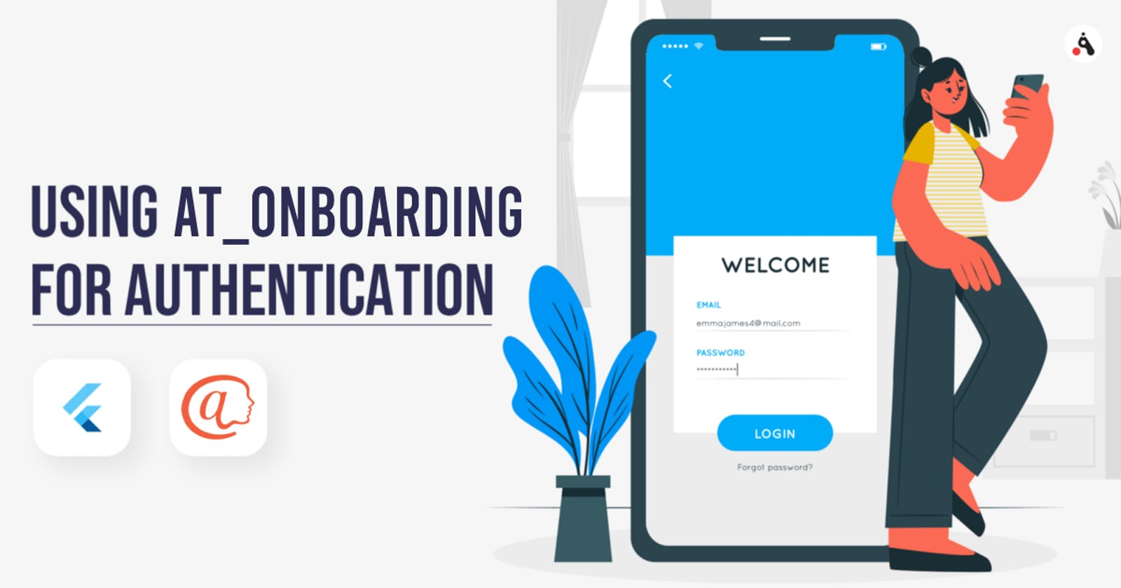 A quick guide on how to authenticate users with the at_onboarding plugin