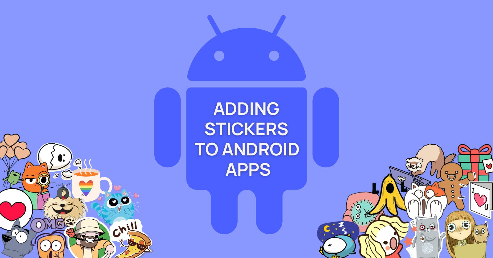 How to integrate stickers into Android app with Stipop SDK