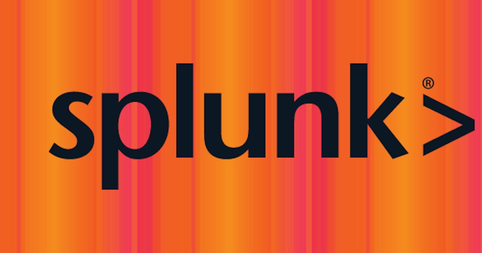 Splunk 101 [Tryhackme WalkThrough ]