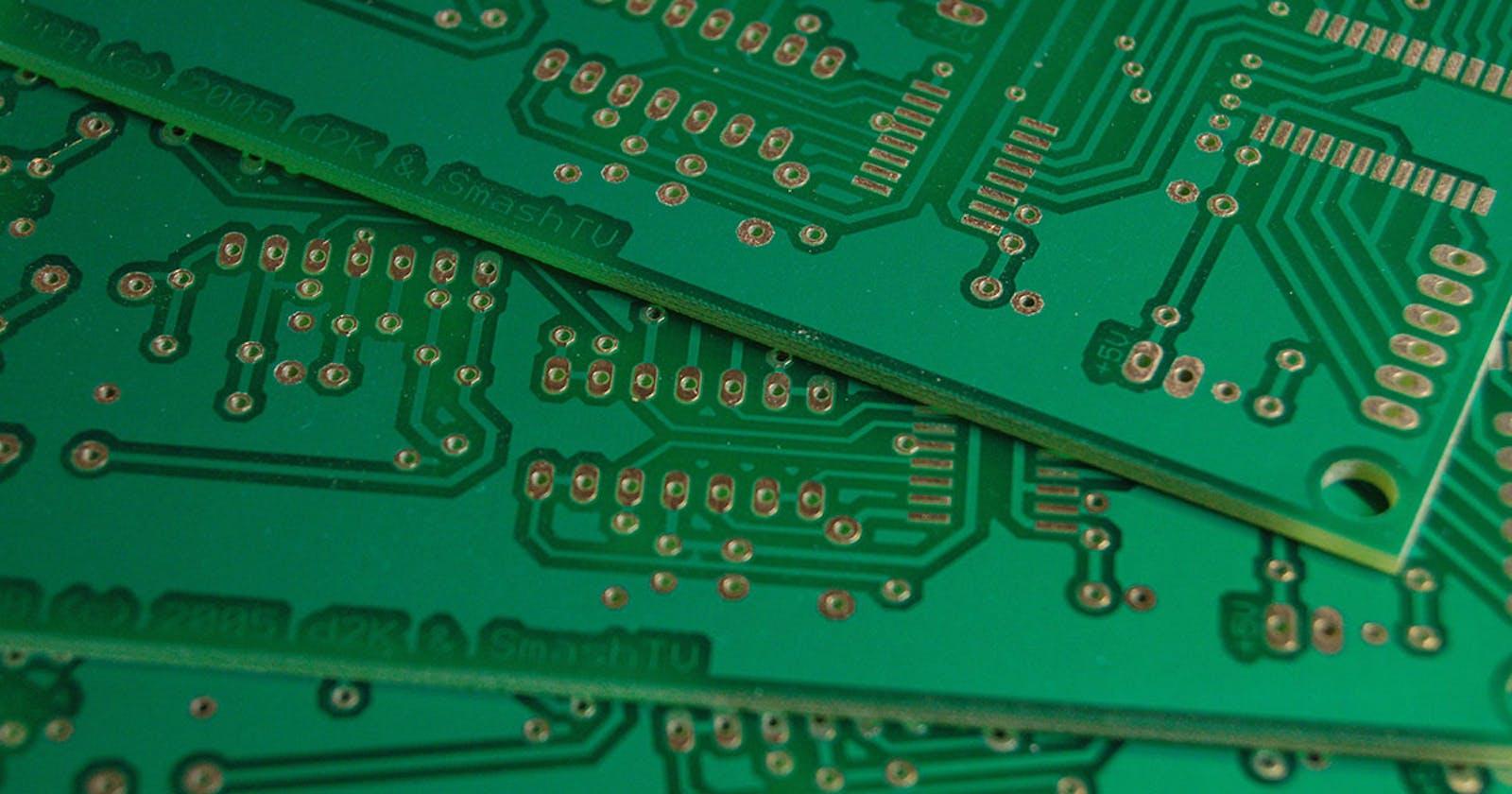 DIY PCB Board Production