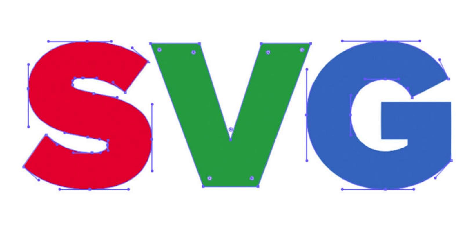 SVG ile Alakalı Her Şey