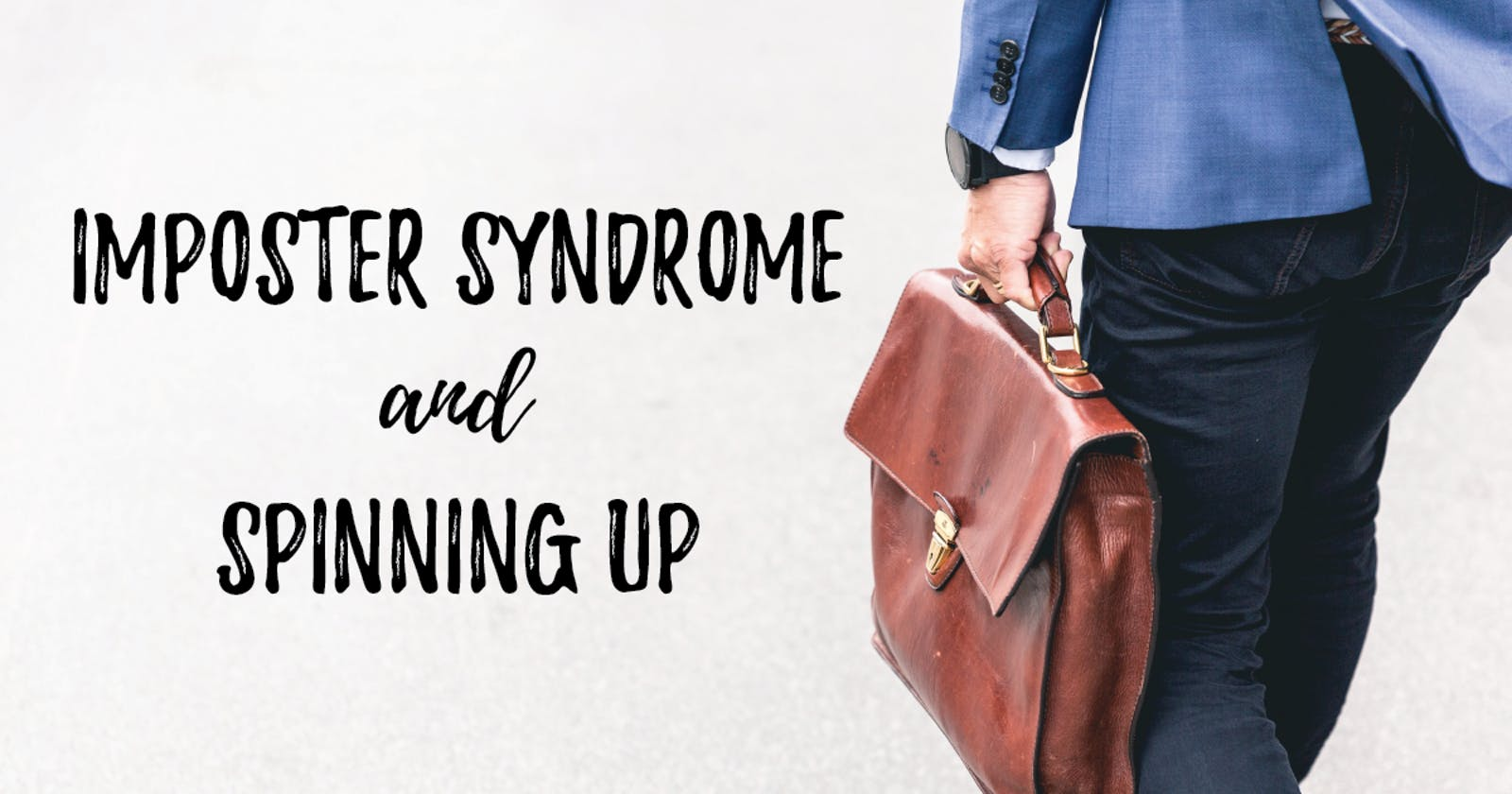 On Imposter Syndrome