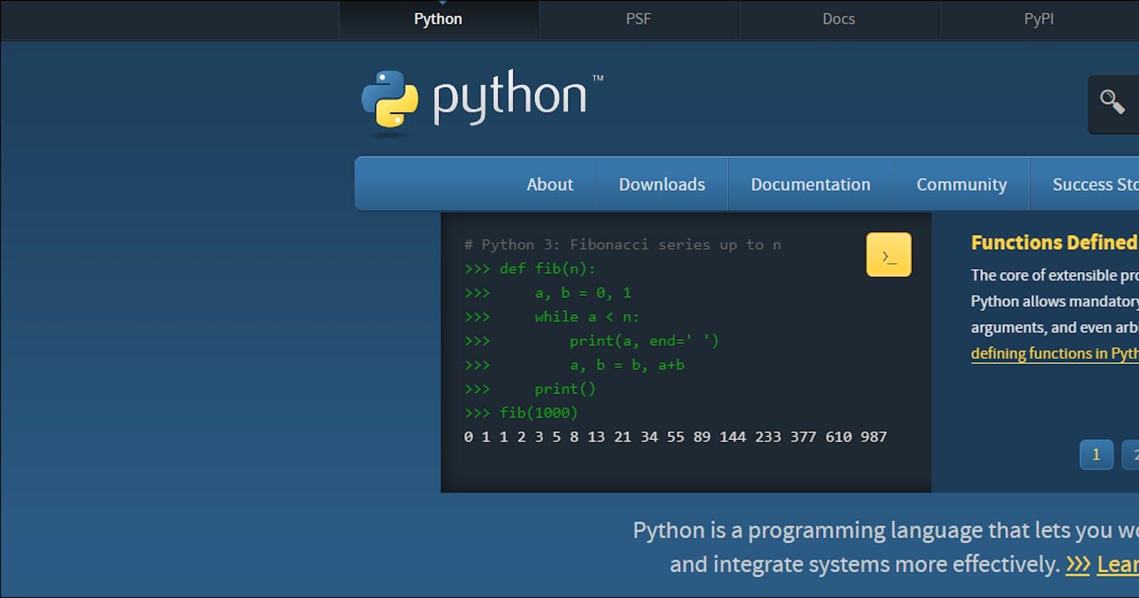 Optimize your Python code