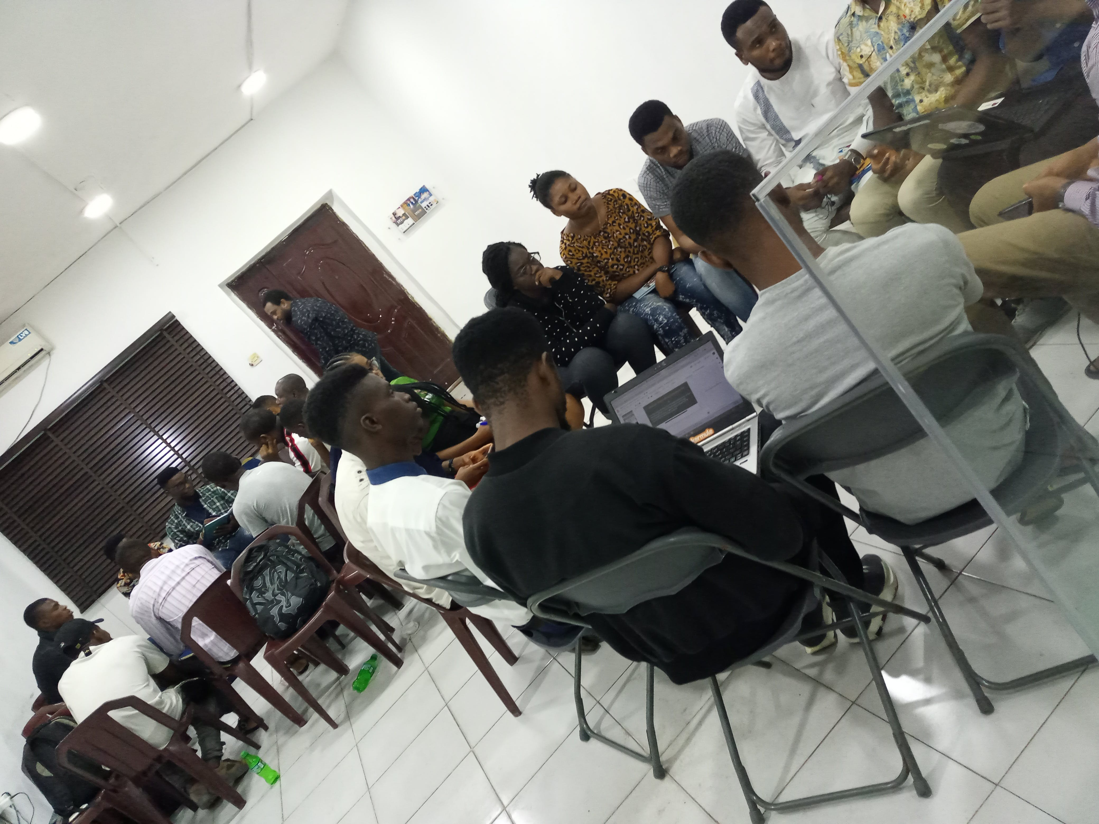 Port Harcourt School of AI 6th Community Meetup