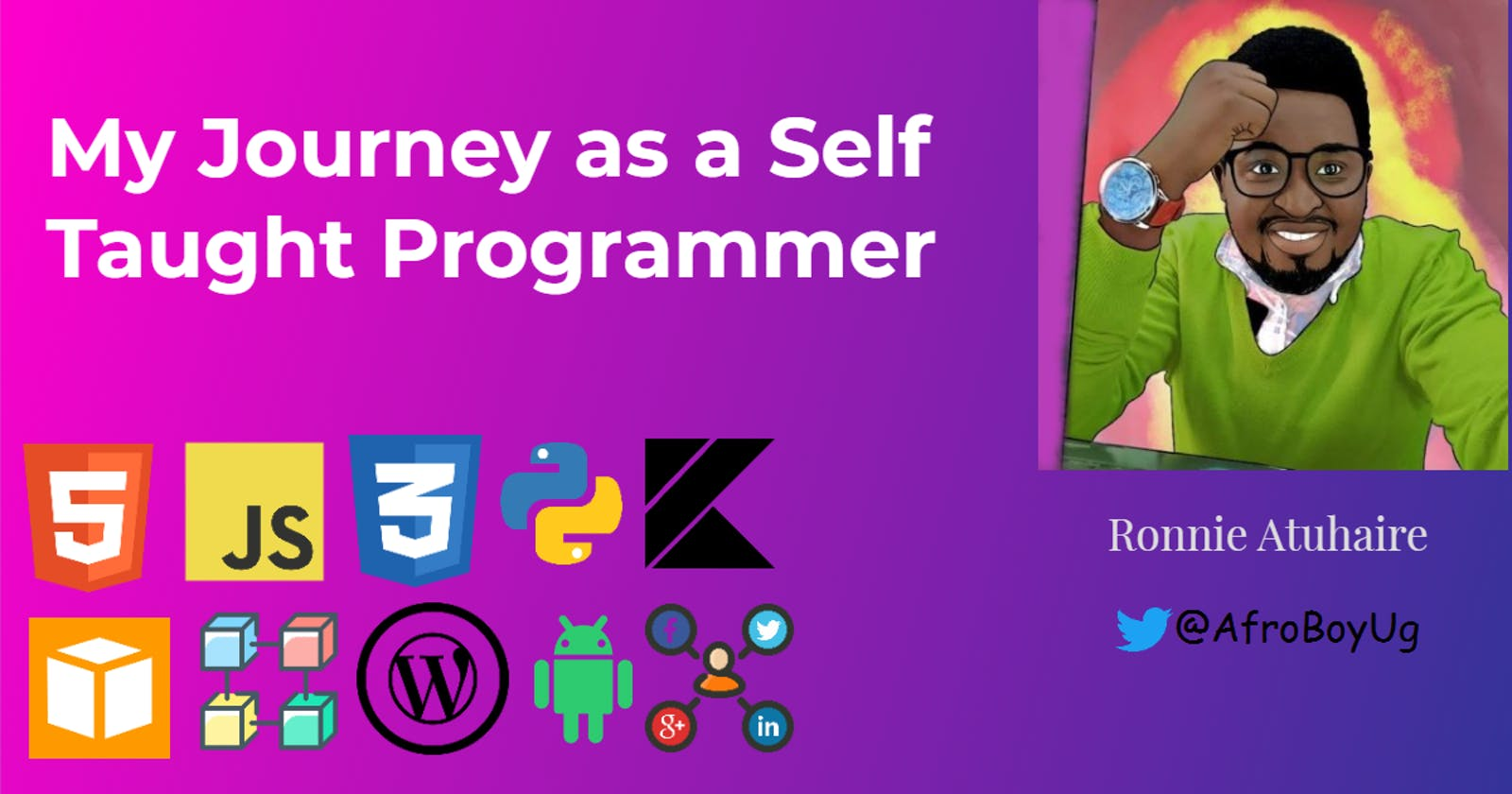 My Journey as a Self-Taught Programmer