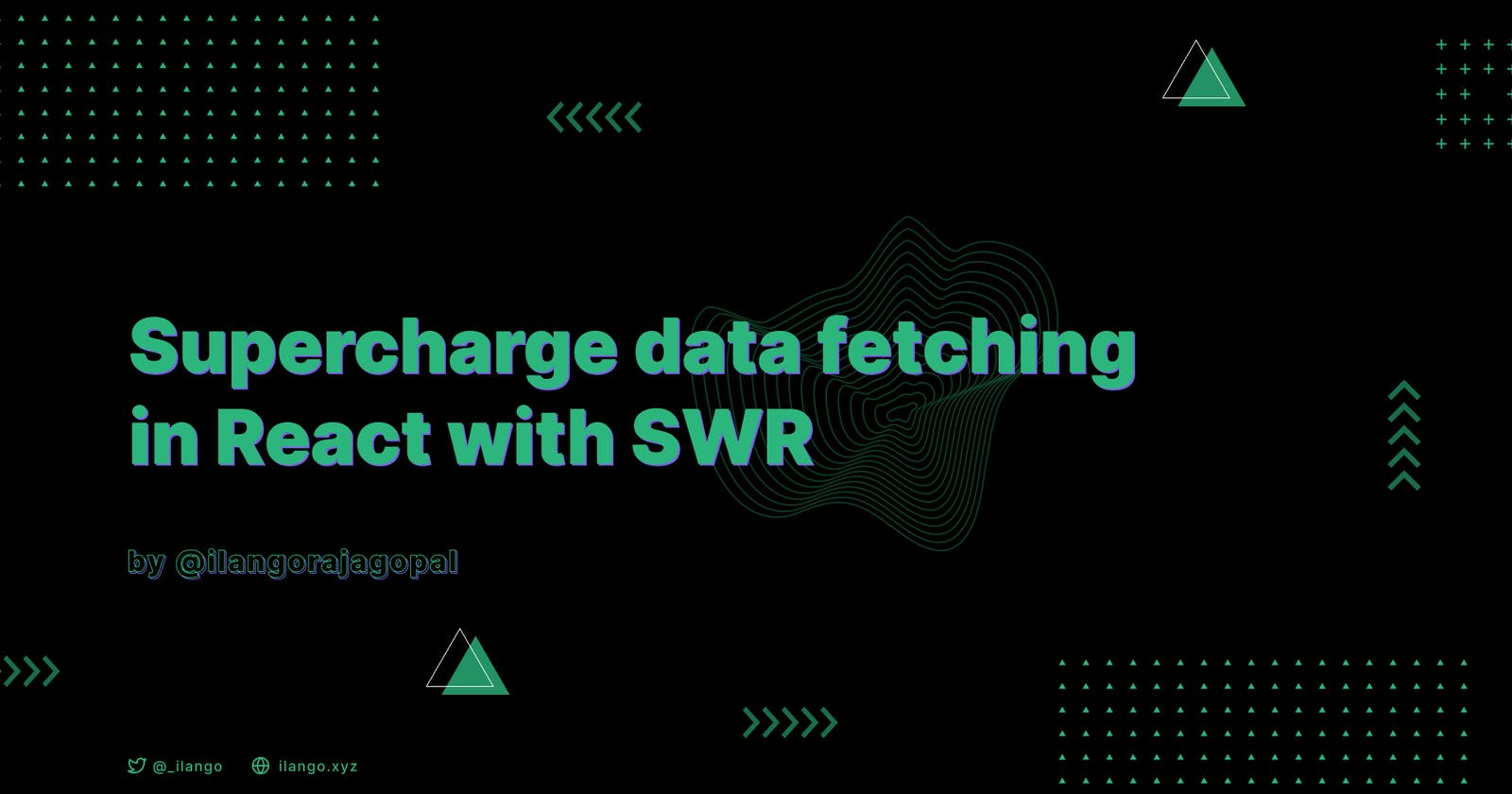 Supercharging data fetching in React with SWR