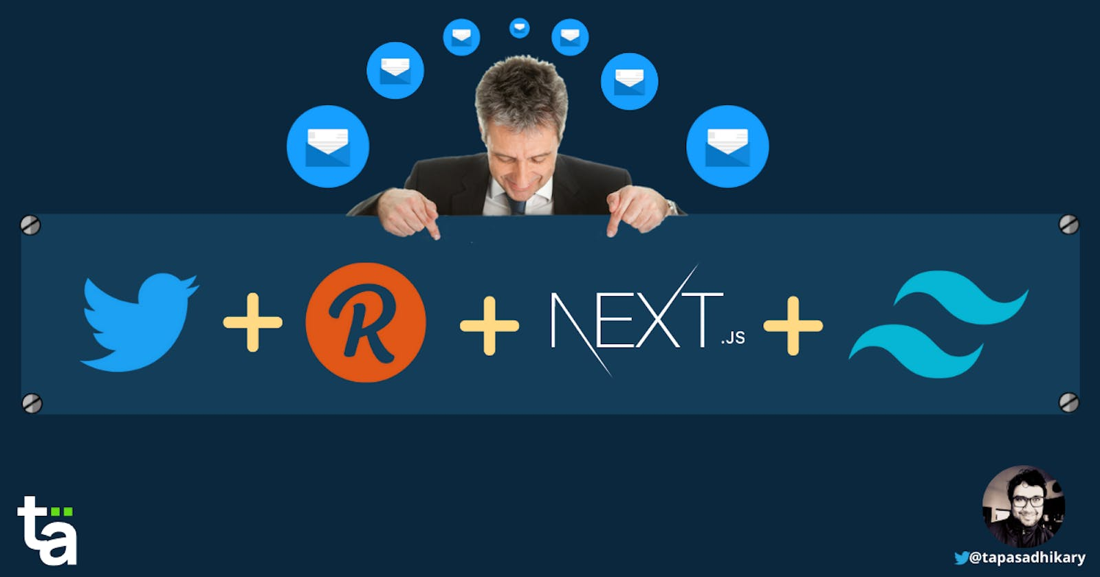 Create a Newsletter app with Twitter Revue, Next.js API Routes, and Tailwindcss