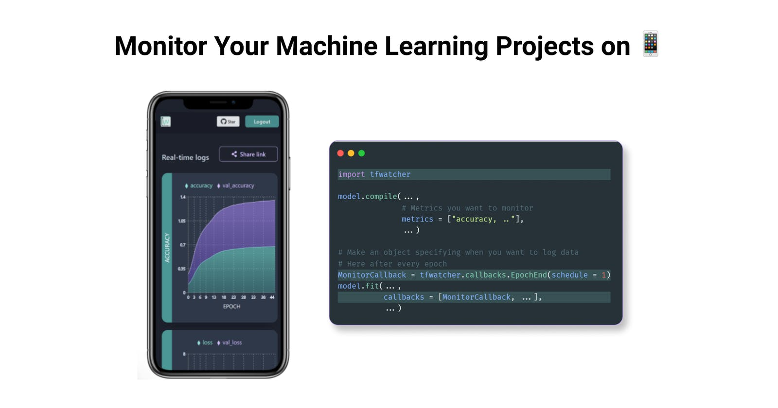 How to Monitor Machine Learning Projects on Your Mobile Device📱