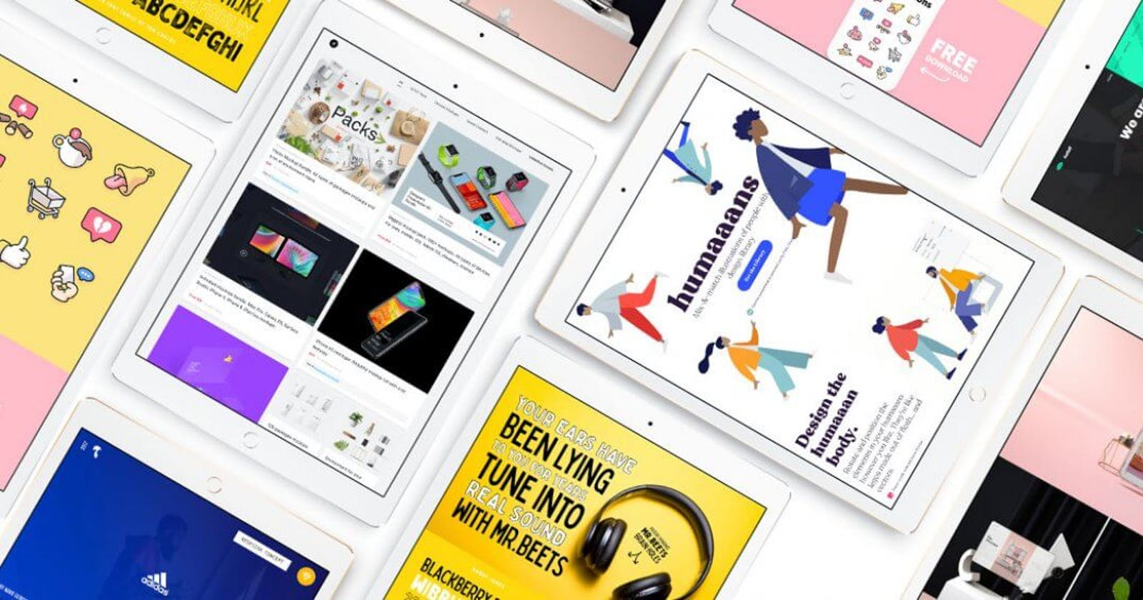 7 Free Design Resources — Icons
