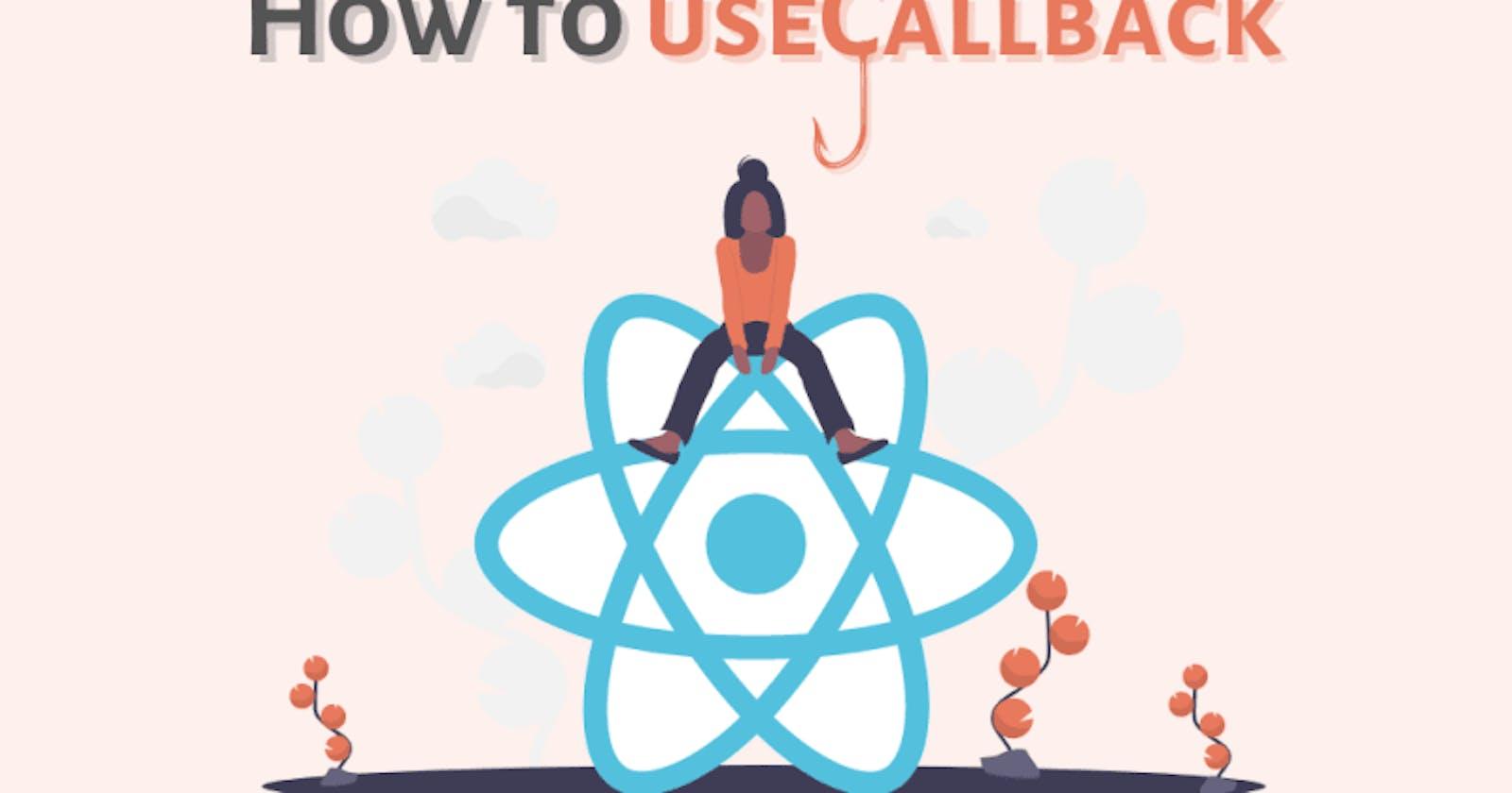 how to: useCallback