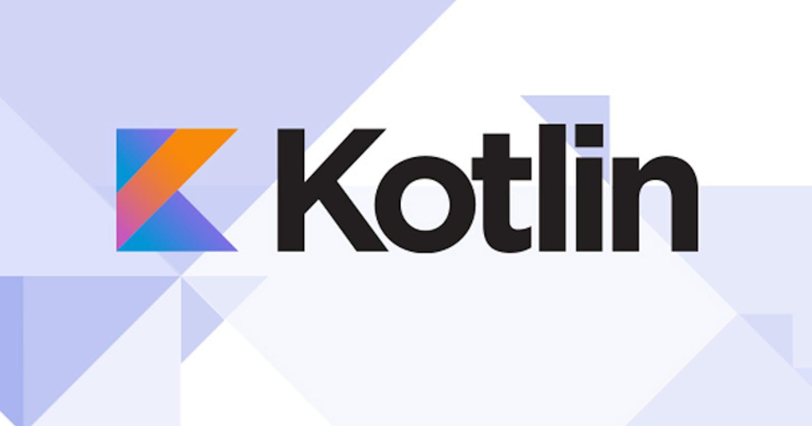Basics of Kotlin for Android Development