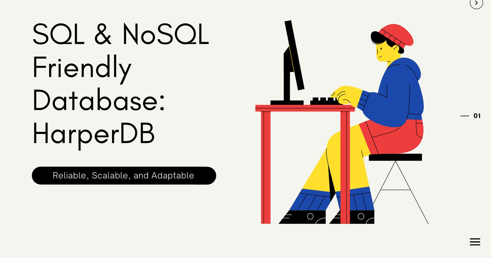 SQL & NoSQL Friendly Database- HarperDB