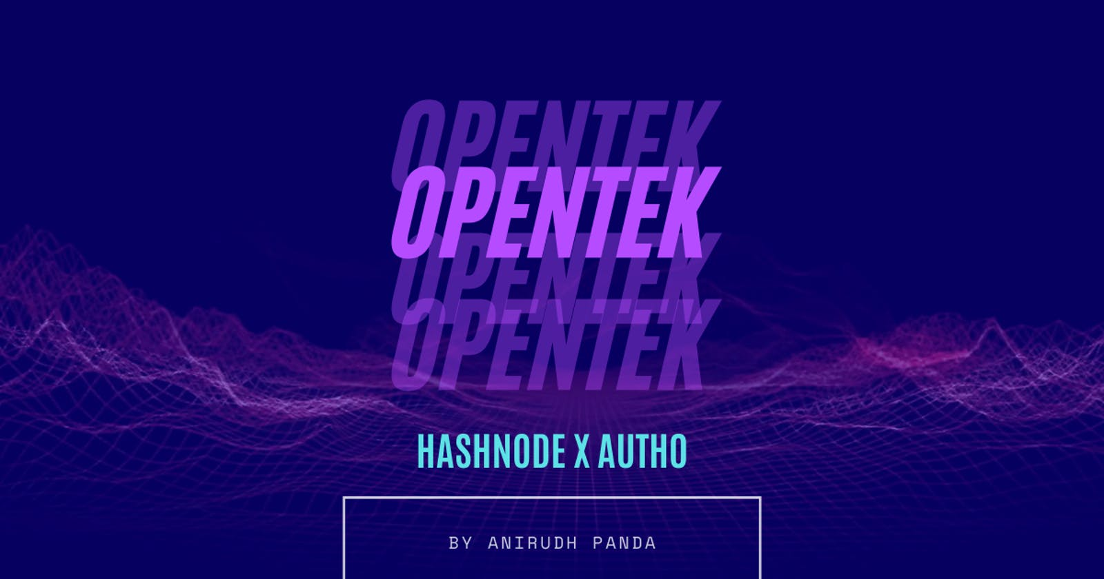 Introducing Opentek - If it is about Open Source, it is on Opentek ⚡️