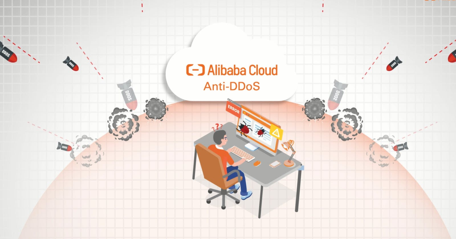 Four Solutions to Resist DDoS Attacks On Alibaba Cloud!