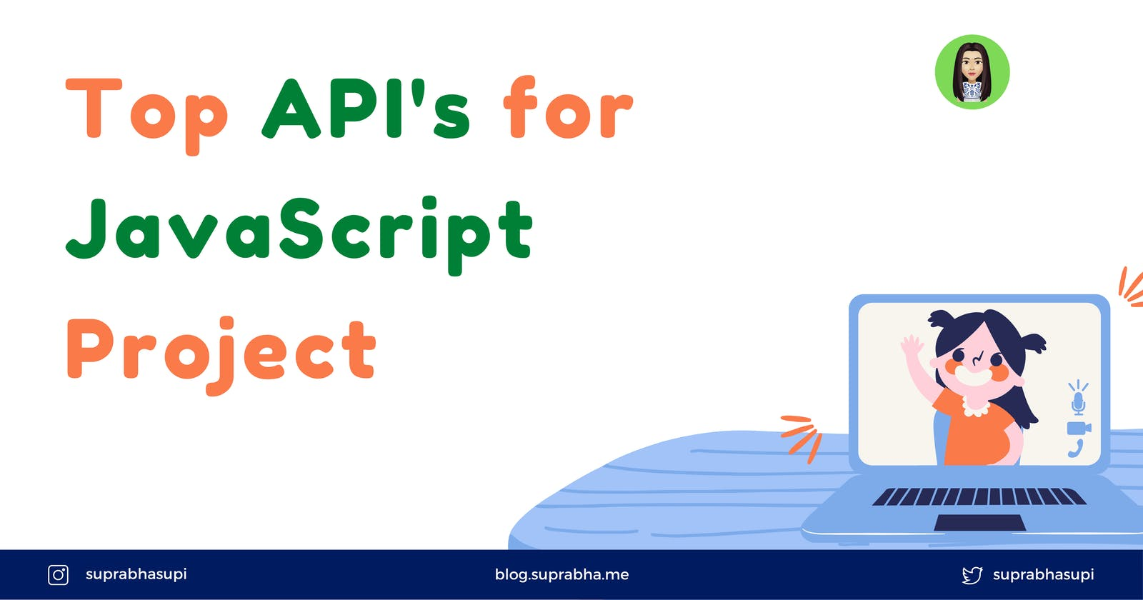 Top API's for next JavaScript Project