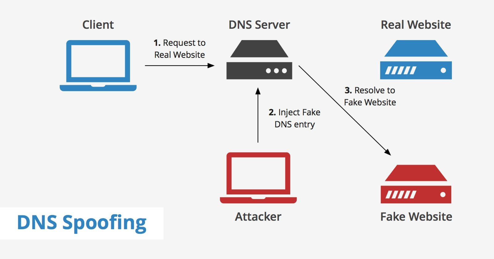 Basic Internet Knowledge Review (TCP, DNS, IP address)