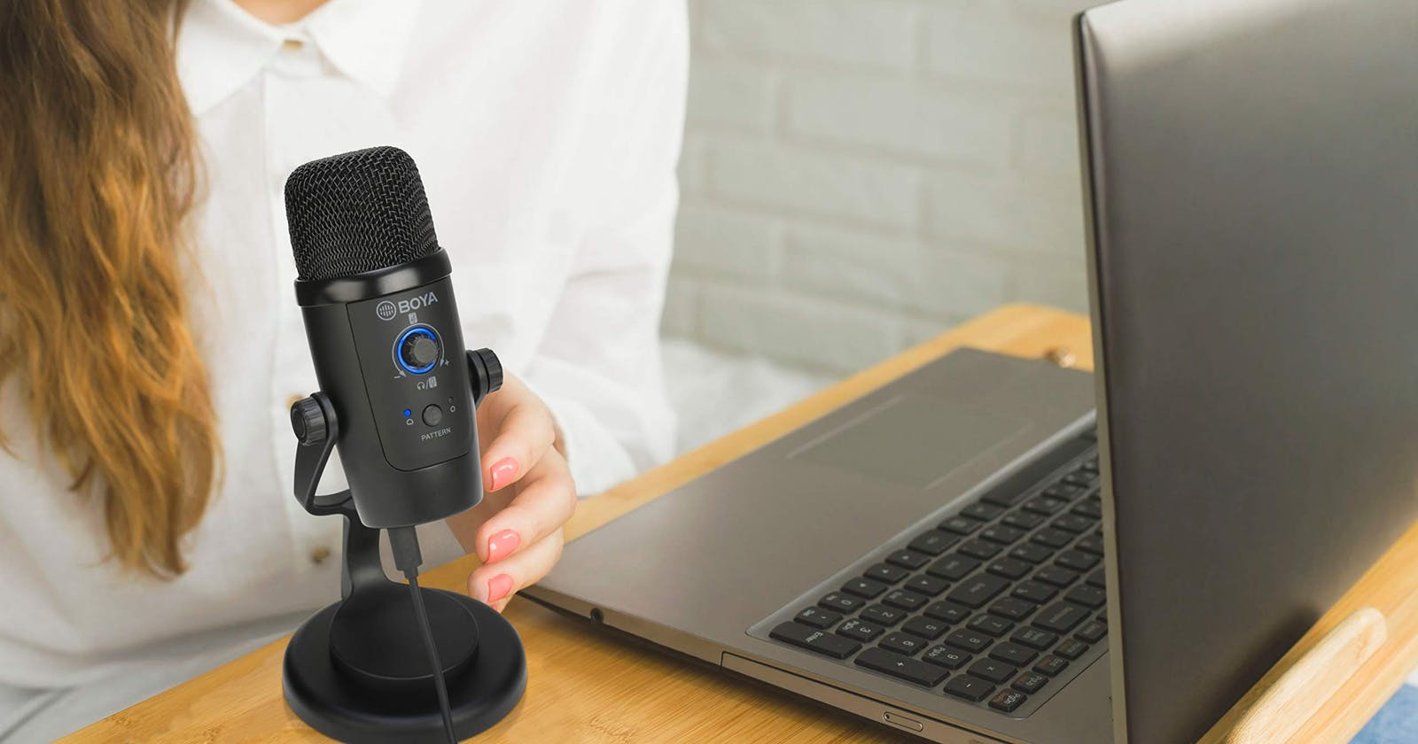 Boya By-PM500 Condenser Podcast Mikrofonu İncelemesi