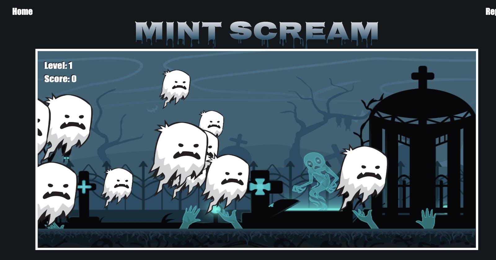 Mint Scream!