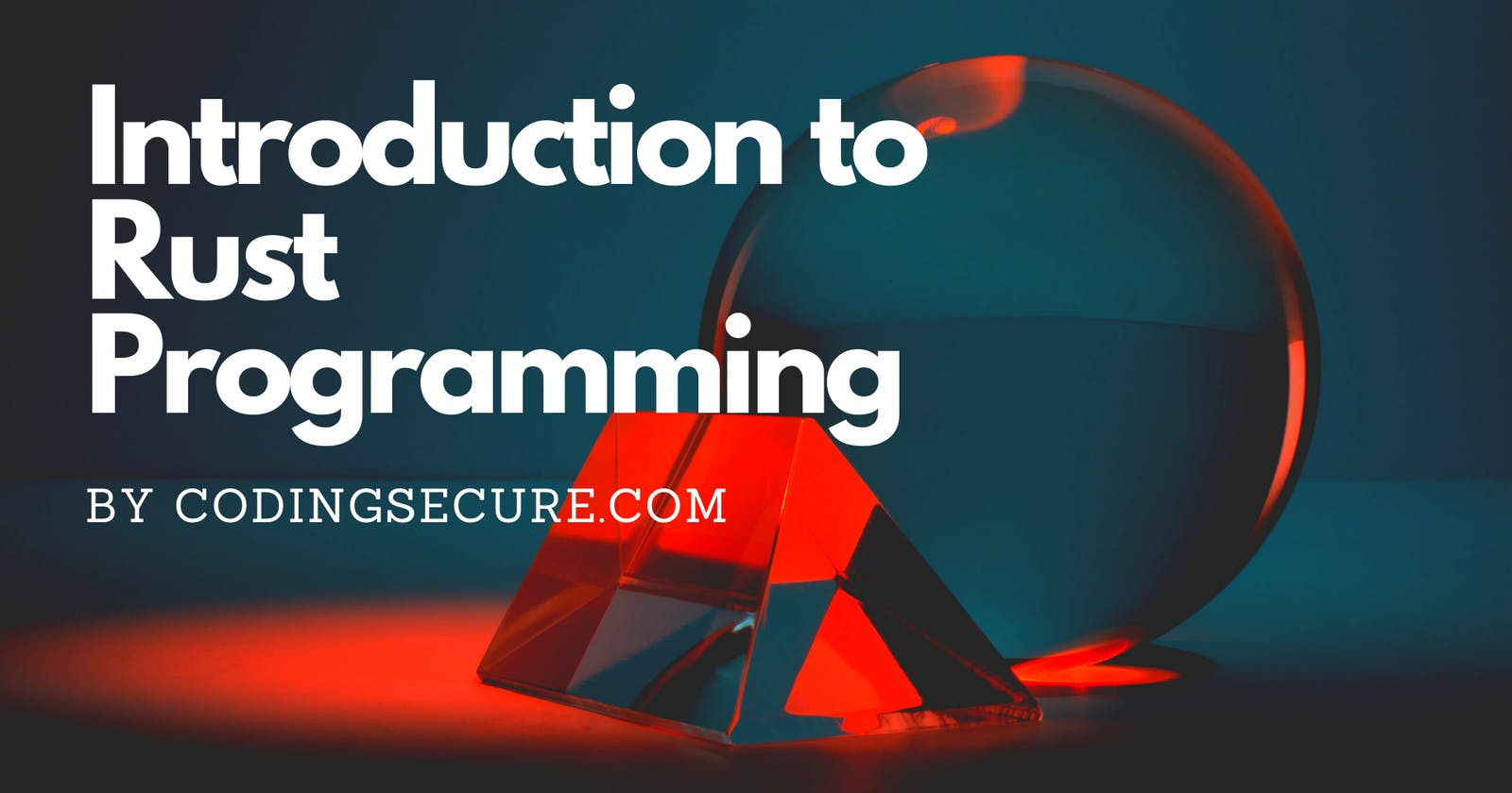 Introduction to Rust Programming