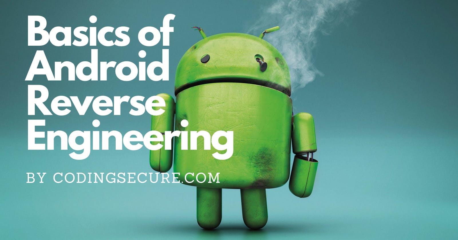 Basics of Android Reverse Engineering