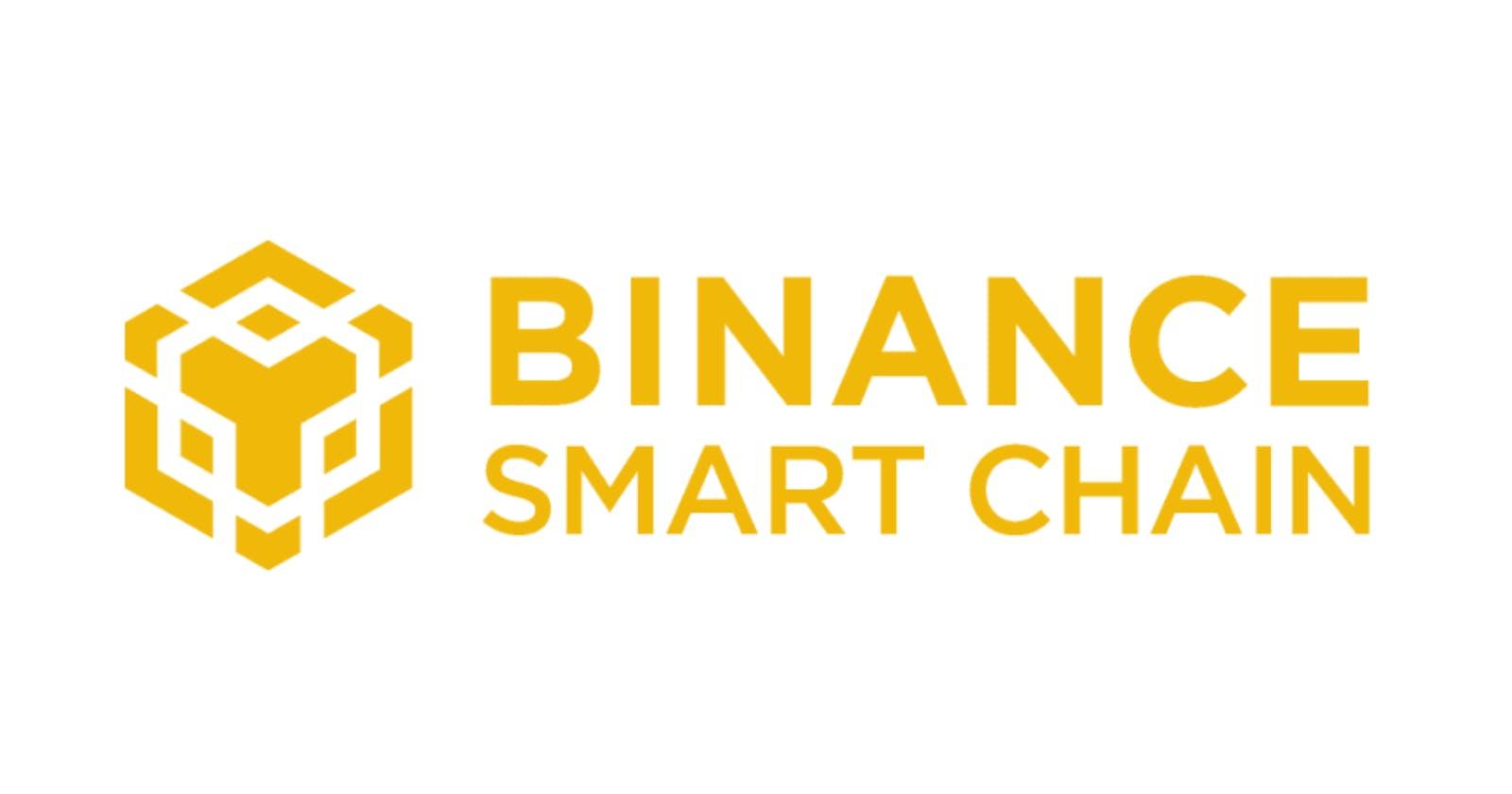 #04 - Ví  Binance Smart Change (BSC) và 1 ví dụ DBZ coin trên nền tảng này
