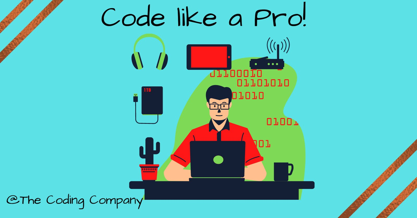 Top 10 Programming Practices to Code like a Pro😎