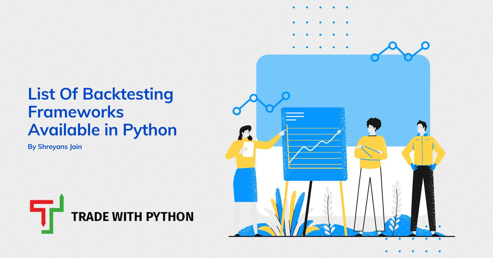 List of Most Extensive Backtesting Frameworks Available in Python