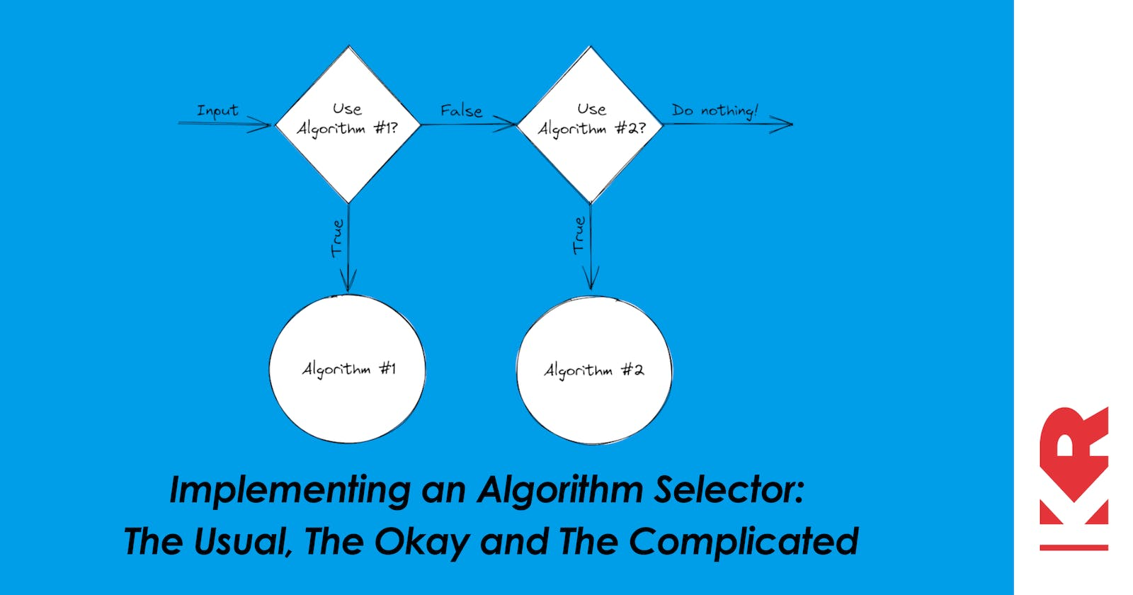 Implementing an Algorithm Selector: The Usual, The Okay and The Complicated