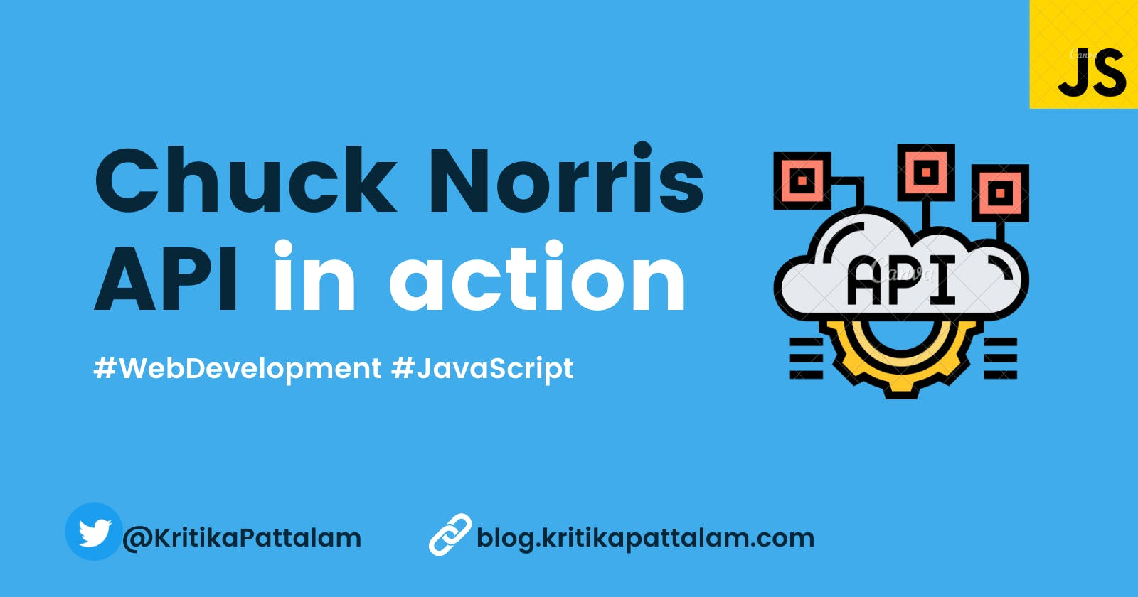 Display random quotes from Chuck Norris API