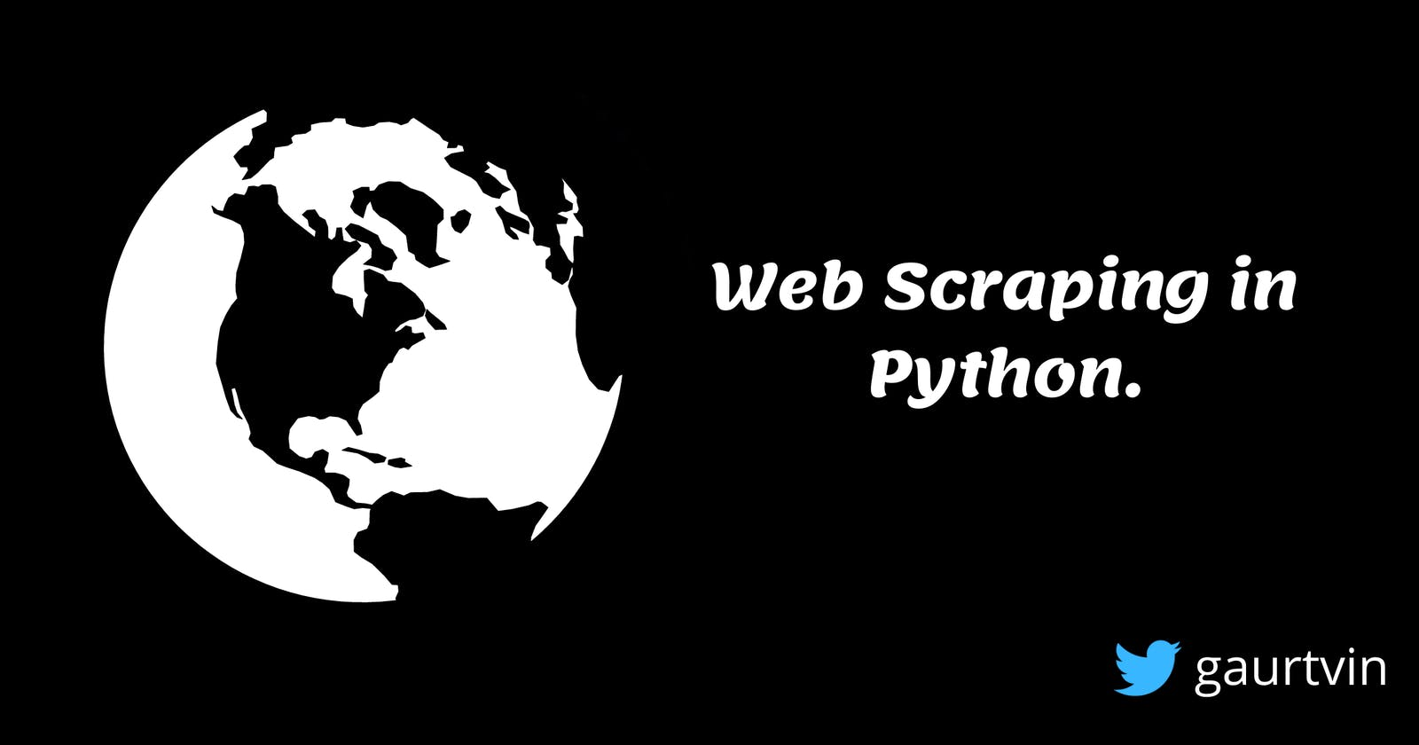 A short Introduction to Web Scraping in Python