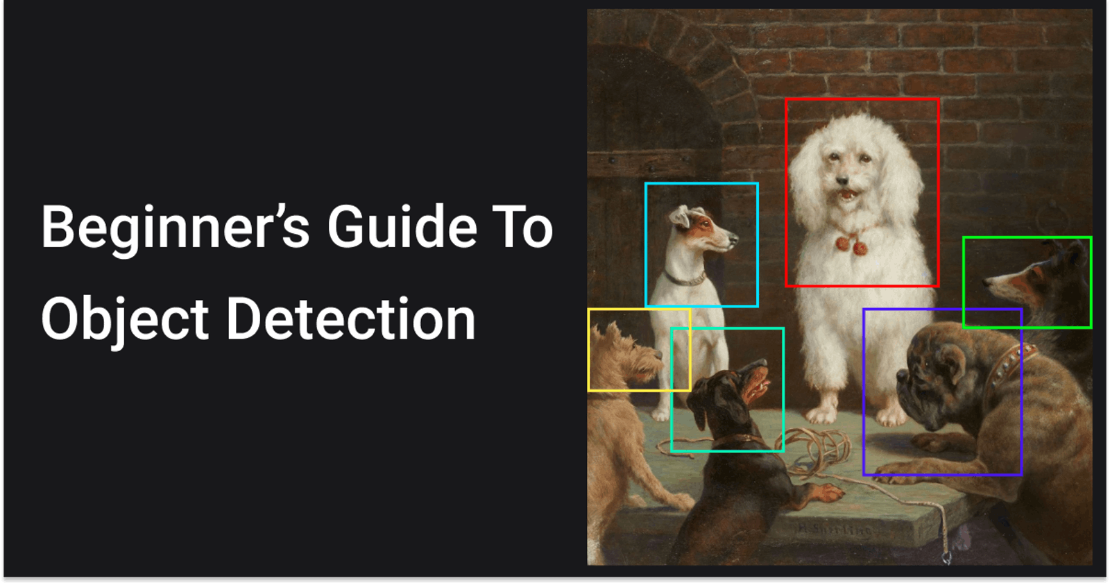 Beginner's Guide To Object Detection