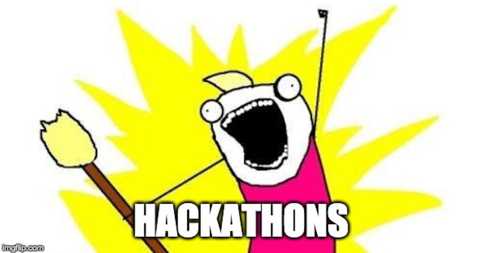 Approaching a Hackathon